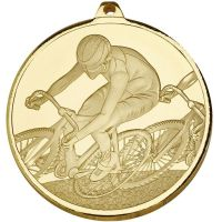 Frosted Glacier Cycling Medal  </br>AM2006.01